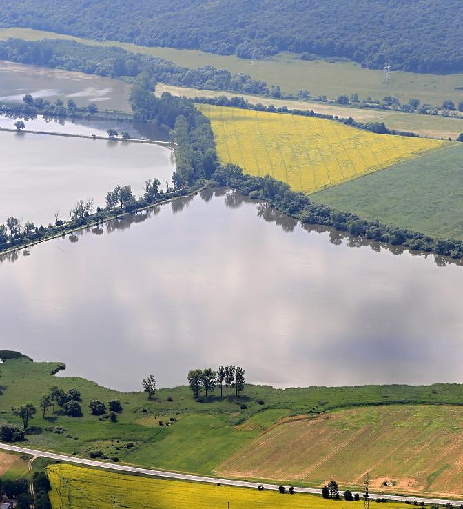 Hrhovské rybníky