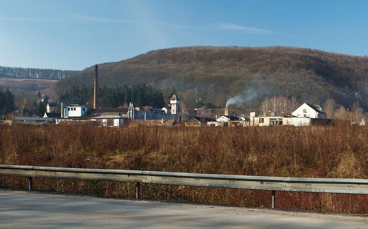 Chemická továreň na Majdane