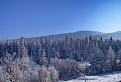 Krásna zima pod Babiou horou