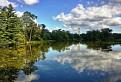 Zámocký rybník.