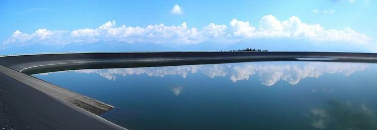Vodná nádrž Čierny Váh