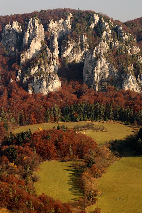 Súľovská jeseň