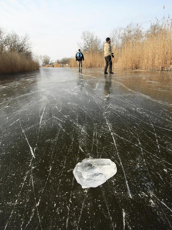 Ľadové Neusiedlersee