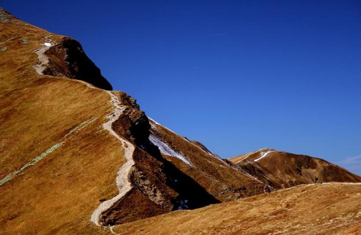 Pod Klinom v Zapadnych Tatrach