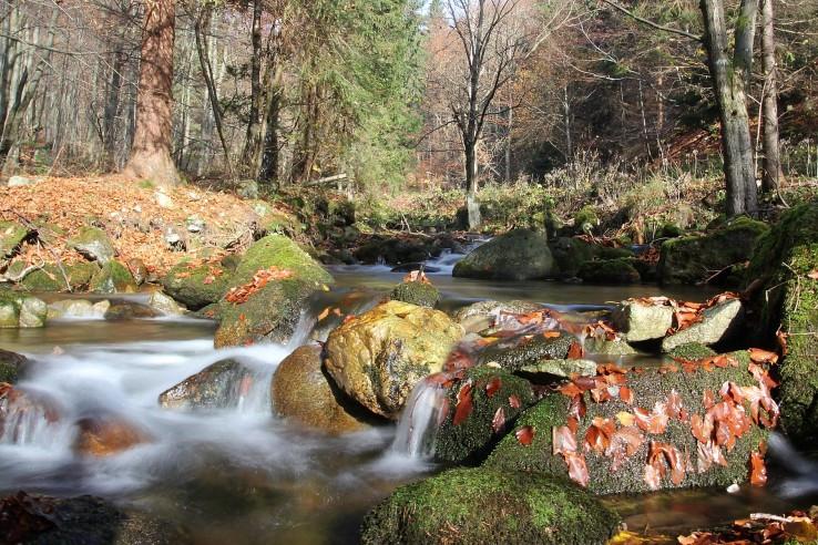 Šútovskou dolinou k vodopádu