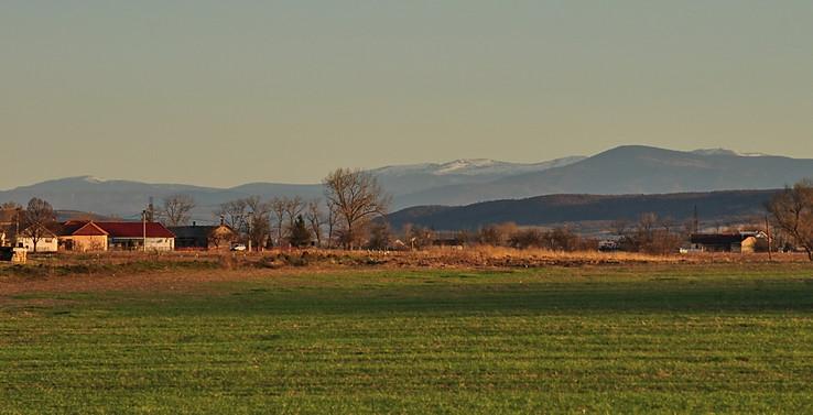 Nízke Tatry od Štrkovca