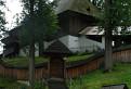 Drevený kostolík v Leštinách