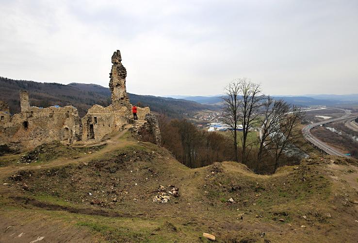 Z Považského hradu II.