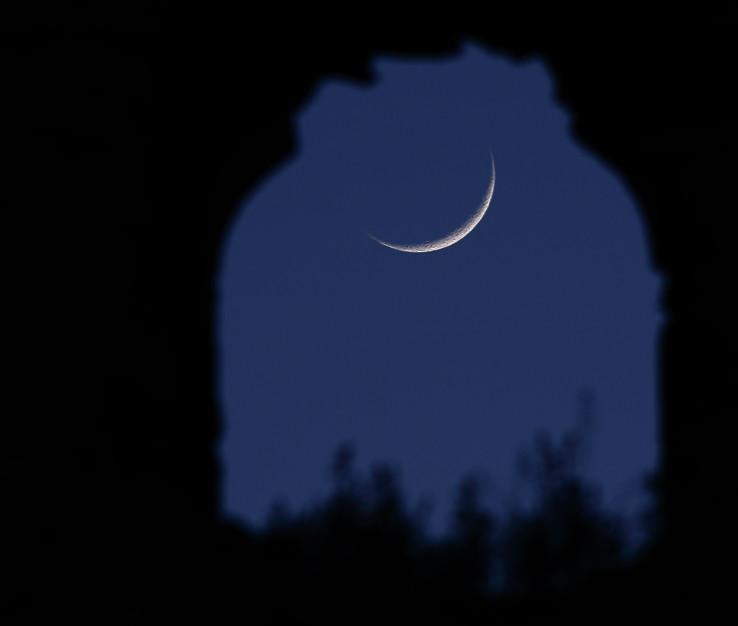 Mesiac v okne