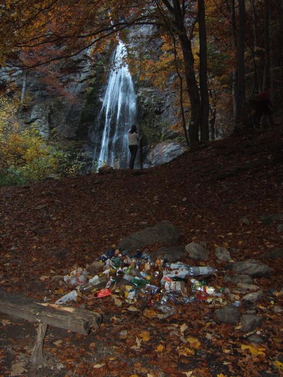Smetisko Sutovsky vodopad