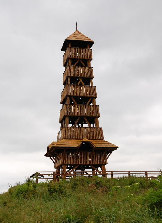 Vyhliadková veža Dohňany