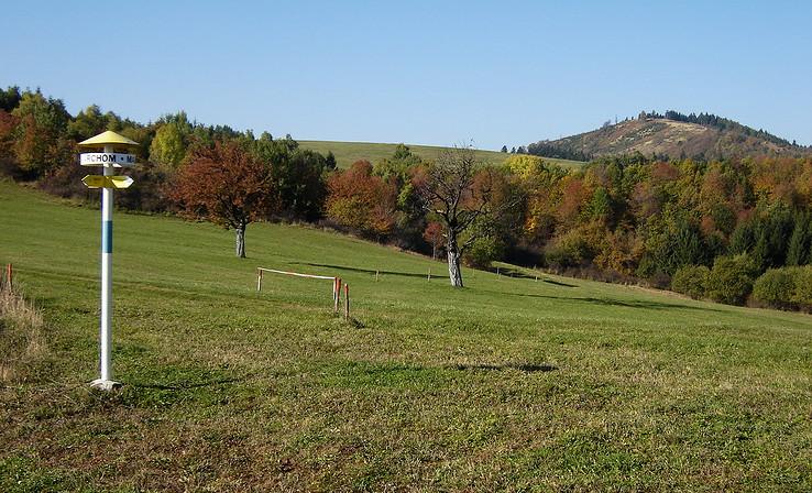 Jeseň pod Širokým  vrchom