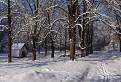Zima pri kaplnke
