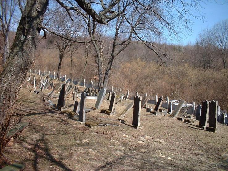 Medzilaborce - židovský cintorín