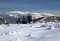Zimná idyla pod N.Tatrami