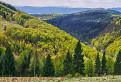 Hrochotská dolina z Bugárova
