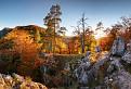 Nad Uhroveckým hradom