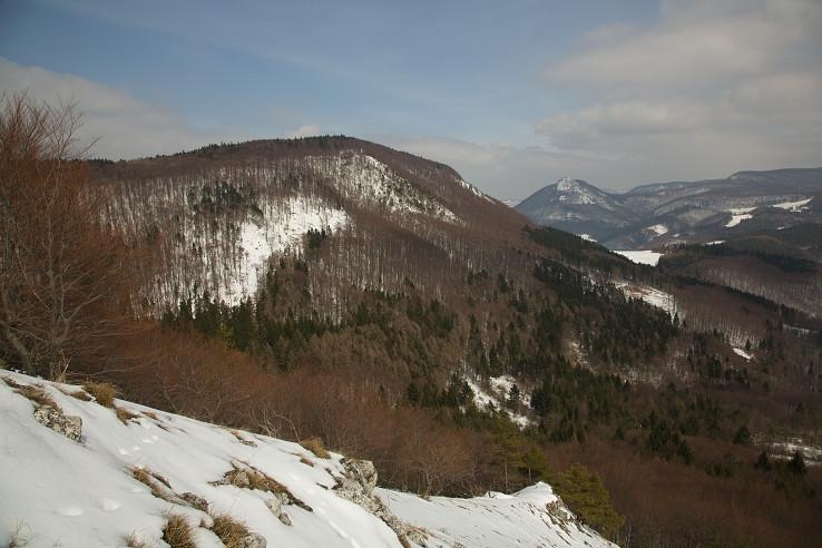 Zo Slopského vrchu...