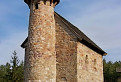 kostolík v Klížskom Hradišti