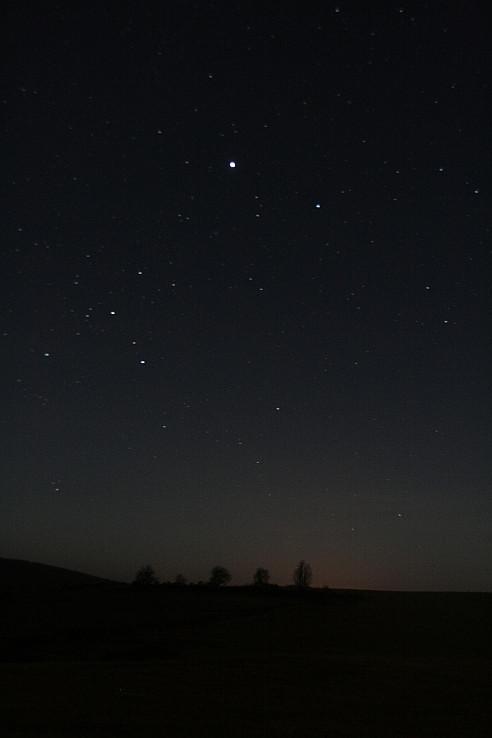 Hviezdna noc