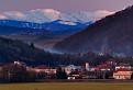 Čerín, obec pod Nízkymi Tatrami