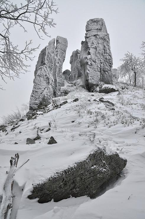 Mystické veže
