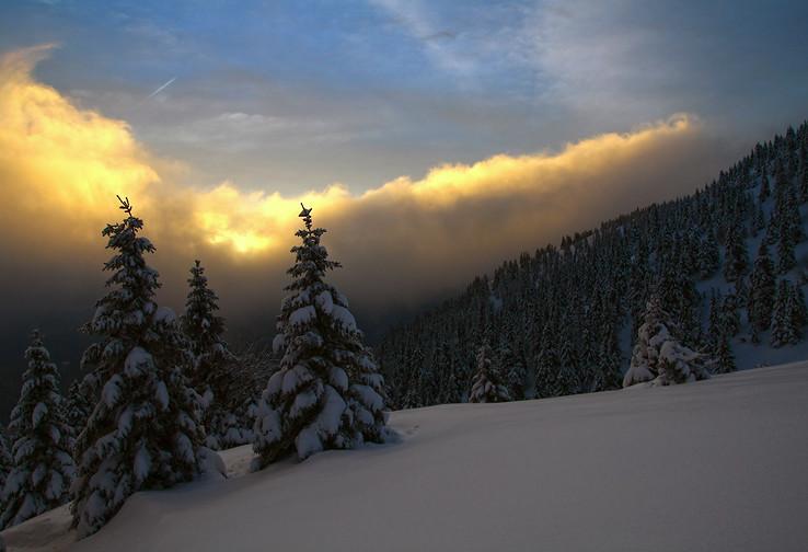 Na horách už o zimu prosím
