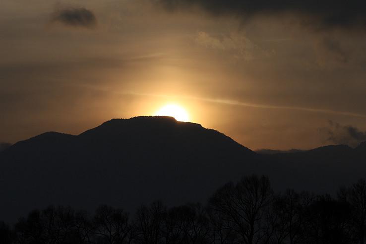 Slnku a horám zdar