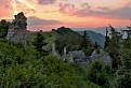 Večer na Sklabinskom hrade