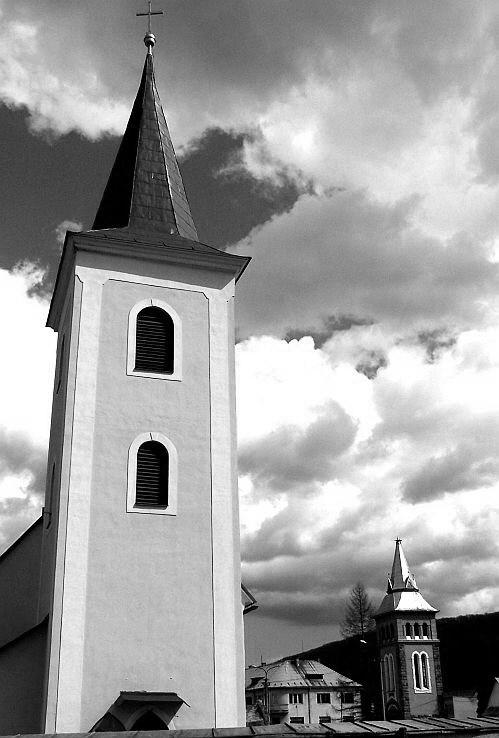 Budčianske veže