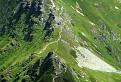 Vysokohorský chodník