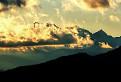 Tatry v plameňoch...
