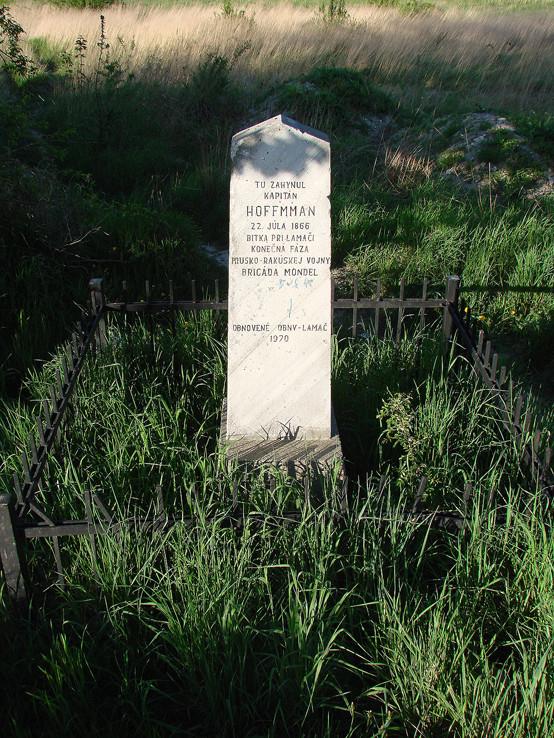 Pomník kapitána Hoffmmana