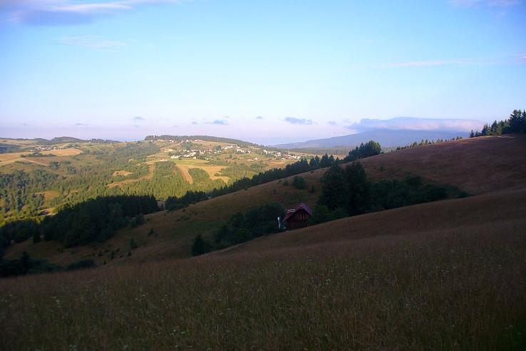 Ráno na planine
