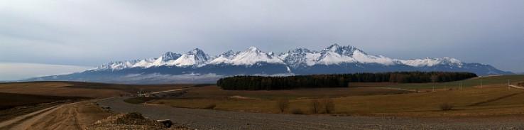 Panorama Tatier
