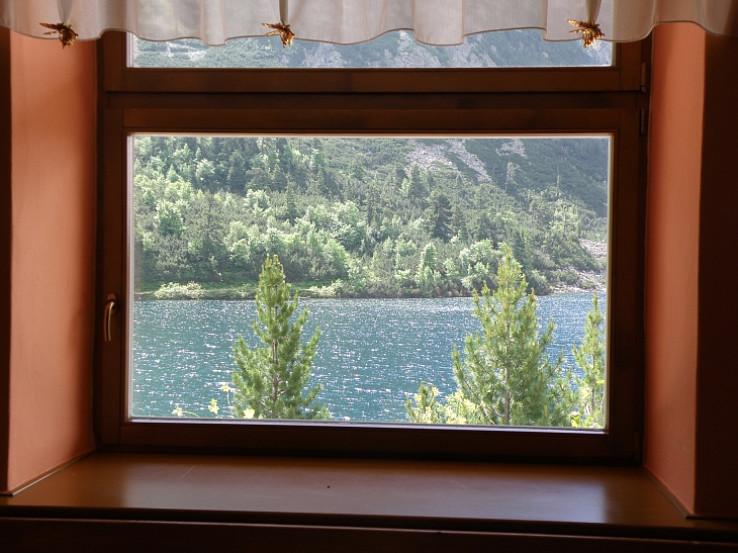 Nádhera v okne