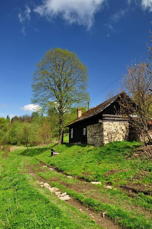 V osade Janščovci