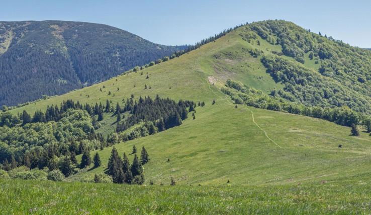 V Starohorských vrchoch