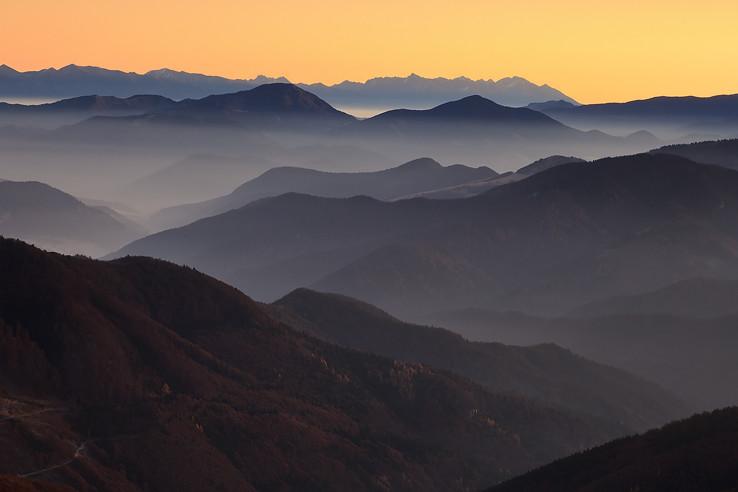 V krajine hôr a dolín