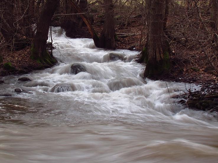 . . . tam kde končí Sviniarsky potok
